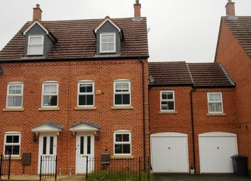 Thumbnail 4 bed terraced house for sale in Collingwood Road, Kings Norton, Birmingham
