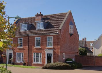 Thumbnail 3 bed semi-detached house for sale in Daisy Avenue, Bury St. Edmunds