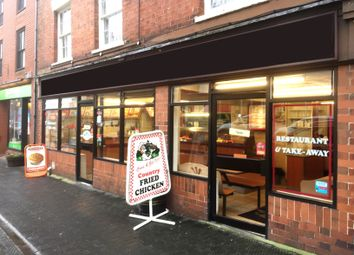 Thumbnail Restaurant/cafe for sale in Cheadle ST10, UK