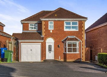 Thumbnail 4 bed detached house to rent in Ladywood Drive, Chesterfield