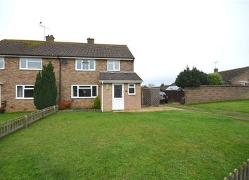 Thumbnail 3 bed semi-detached bungalow for sale in Castle Rise, North Warnborough, Hook