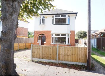 Southlea Avenue, Bournemouth BH6. 3 bed detached house