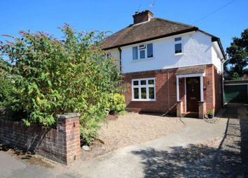 Thumbnail 3 bed semi-detached house to rent in Westover Road, Fleet