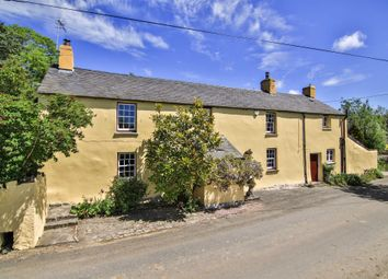 Thumbnail 4 bed detached house for sale in Llanmaes, Llantwit Major, The Vale Of Glamorgan