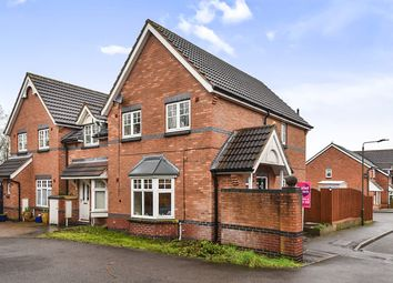 Thumbnail 3 bed end terrace house for sale in Mason Road, Ilkeston
