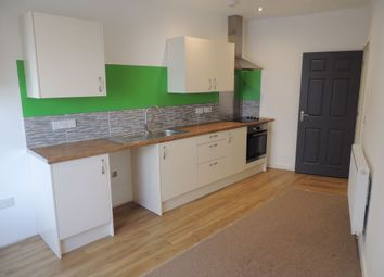 Thumbnail 1 bed flat to rent in Fore Street, St Austell, Cornwall