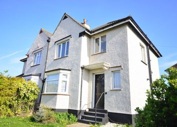Thumbnail 3 bed semi-detached house to rent in Kitchener Avenue, Gravesend