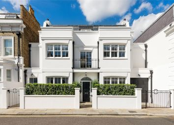 Thumbnail 6 bed terraced house for sale in Shawfield Street, Chelsea, London