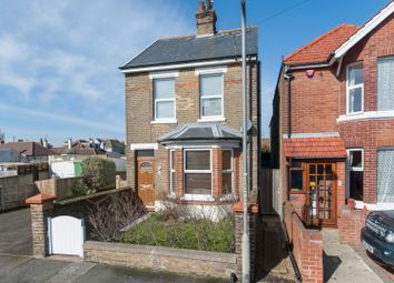 3 bed detached house for sale in Devon Avenue, Walmer, Deal CT14