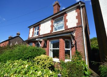 Thumbnail 2 bed semi-detached house for sale in Salisbury Road, Langton Green, Kent, .
