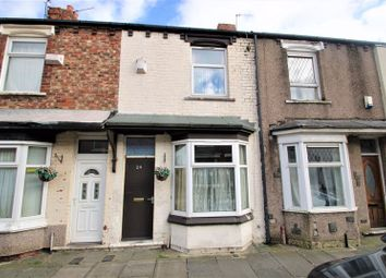 2 bed terraced house for sale in Stainton Street, North Ormesby, Middlesbrough TS3