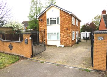 Thumbnail 3 bed detached house for sale in Woodway Lane, Walsgrave, Coventry