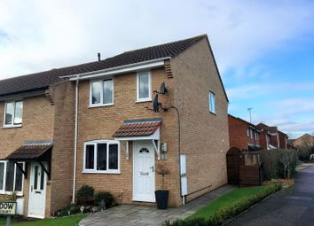 Thumbnail 3 bedroom end terrace house for sale in Trent Meadow, Taunton, Somerset