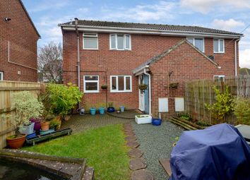 Thumbnail 1 bedroom terraced house for sale in Samphire Close, Weymouth