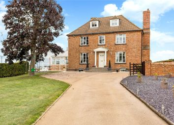 Thumbnail 5 bed detached house for sale in Larkhay Road, Hucclecote, Gloucester, Gloucestershire