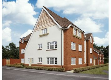 Thumbnail 1 bedroom flat for sale in Plots 55, 58 & 61, Wendlescliffe, Evesham Road, Bishops Cleeve, Gloucestershire
