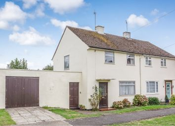Thumbnail 2 bed semi-detached house for sale in Larkhill Road, Abingdon