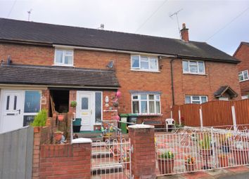 Thumbnail 3 bed terraced house for sale in First Avenue, Wrexham