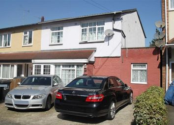 Thumbnail 3 bed end terrace house for sale in Westward Road, London