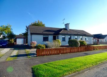 Thumbnail 2 bed semi-detached house for sale in Auchencrieff Road South, Locharbriggs, Dumfries