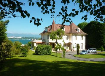 Thumbnail 9 bed detached house for sale in Spectacular Geneva Lake, Geneve, Switzerland
