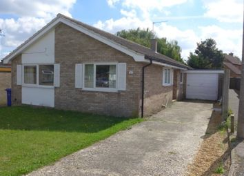 Thumbnail 3 bed bungalow to rent in Holmsey Green Gardens, Beck Row