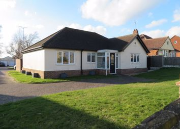Thumbnail 3 bed detached bungalow for sale in Kingsland Heights, Kingsland Road, West Mersea, Colchester