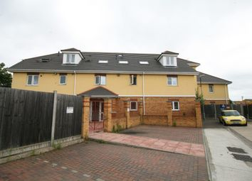 Thumbnail 2 bed flat to rent in Arterial Avenue, Rainham