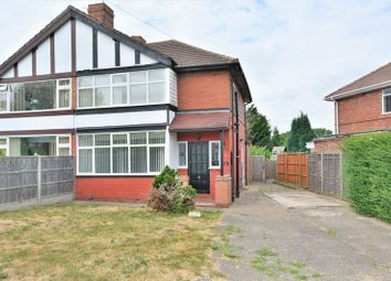Thumbnail 3 bed semi-detached house for sale in Hykeham Road, Lincoln