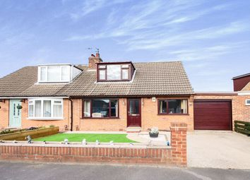 Thumbnail 3 bed bungalow for sale in Hazel Garth, York