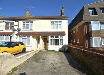 Thumbnail 2 bedroom end terrace house for sale in Penhill Road, Lancing, West Sussex