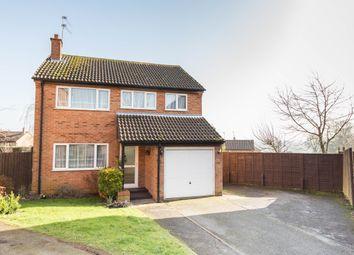 Thumbnail 4 bed detached house for sale in Perkins Road, Irthlingborough, Wellingborough