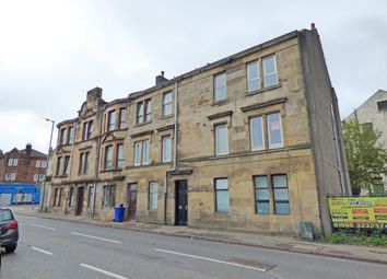 Thumbnail 1 bed flat for sale in High Street, Johnstone