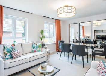 """Thumbnail 3 bed end terrace house for sale in """"Turnberry"""" at Gilmerton Station Road, Edinburgh"""