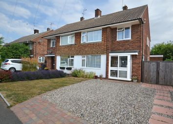 Thumbnail 3 bed semi-detached house for sale in Nabbott Road, Chelmsford