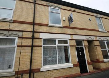 Thumbnail 3 bed terraced house to rent in Stovell Avenue, Longsight, Manchester
