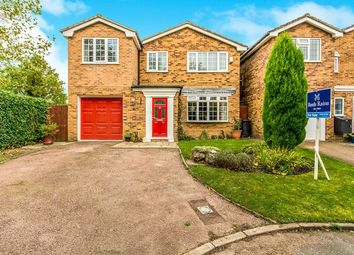 Thumbnail 5 bed detached house for sale in Stanhope Close, Wilmslow