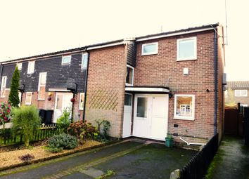 Thumbnail 2 bed end terrace house for sale in Knapp Avenue, Eastwood, Nottingham