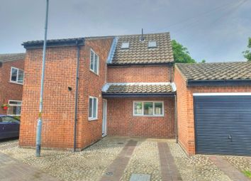 Thumbnail 3 bed semi-detached house for sale in Eastwood Mews, Norwich