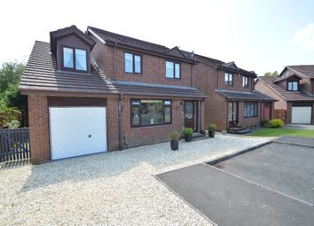 Thumbnail 4 bed detached house for sale in Annandale Way, Girdle Toll, Irvine, North Ayrshire