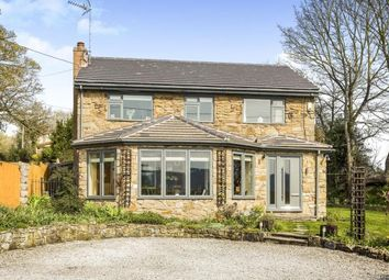Thumbnail 4 bed detached house for sale in Padeswood Road South, Padeswood, Mold, Flintshire