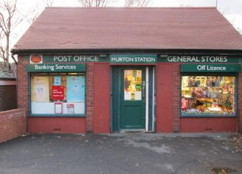 Thumbnail Retail premises for sale in Station Road North, Murton, Seaham
