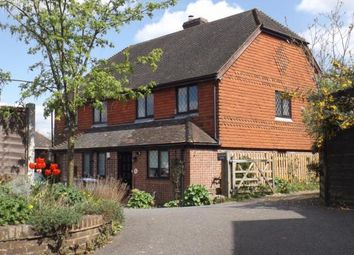 Thumbnail 3 bed semi-detached house for sale in Mount Mews, Lion Lane, Turners Hill, West Sussex