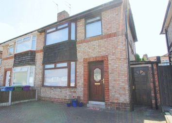 Thumbnail 3 bed semi-detached house for sale in Basil Close, Childwall, Liverpool