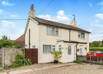 Thumbnail 2 bed semi-detached house to rent in Heath Road, Bradfield, Manningtree