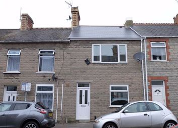 Thumbnail 3 bed terraced house to rent in Evans Street, Barry, Vale Of Glamorgan