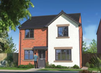 Thumbnail 4 bed detached house for sale in Wigton Road, Carlisle, Cumbria