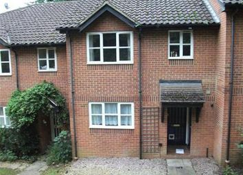 Thumbnail 1 bed terraced house to rent in Townend Close, Godalming