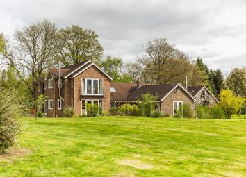Thumbnail 6 bed detached house for sale in Winchester Road, Ampfield, Romsey