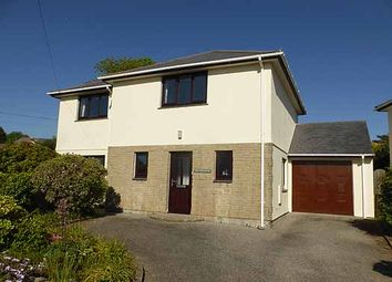 Thumbnail 3 bed detached house to rent in Killivose Road, Camborne